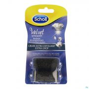 Scholl Velvet Smooth Tm Rechar. Diamant Exfol.