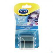 Scholl Velvet Smooth Tm Rechar.regul.marin Mineral