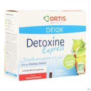Ortis Detoxine Express Pas Gre Bio 7x15ml