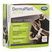 Dermaplast Active Sport Tape Blanc 2cm X 7m