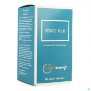Natural Energy Ferro Plus Caps 90