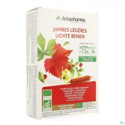 Arkofluide Jambes Legeres Bio Nf Amp 20