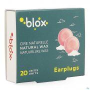 Blox Cire Naturelle Bouchons Oreille 10 Paires