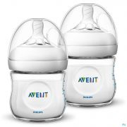 Philips Avent Natural 2.0 Biberon 120ml Duo SCF030/27