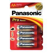 PILES PANASONIC LR6  1,5V (4)