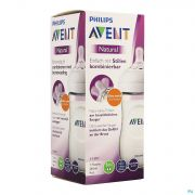 Philips Avent Natural 2.0 Biberon 260ml SCF033/17