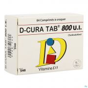 D-cura Tab 800 Comp A Croquer 84