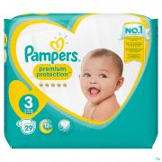 Pampers Premium Protection Carry Pack S3 29