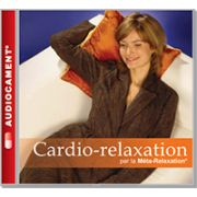 AUDIOCAMENTS META RELAXATION CARDIO-RELAXATION