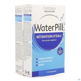 Waterpill Retention Eau Duo Comp 2 X 30 Blister