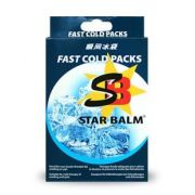 STAR BALM FAST COLD PACK 11,5 X 19 CM (2)