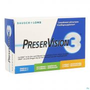 PRESERVISION 3 BAUSCH & LOMB 60 CAPS NF
