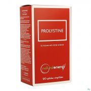 Prolystine Natural Energy V-caps 120