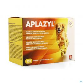 Aplazyl Chien Chat Aliment Complementaire Comp 120