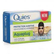 Quies Protection Auditive Aquaplug 1 Paire