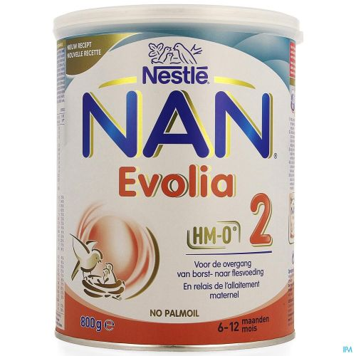 NAN EVOLIA 2 800 G NF