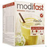 Modifast Vanilla Flavoured Milkshake 8x55g
