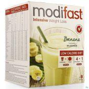 Modifast Banana Flavoured Milkshake 8x55g