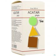 ACATAR PHYTO ADULTES 200 ML