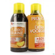 Turbodraine Ananas 2x500ml