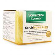 Somatoline Cosm. Gommage Exfoliant Sucre Brun 350g