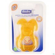 Dodie Anneau Dentition Refrigere Lapin Orange