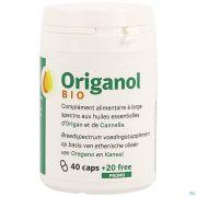 Origanol Promo Caps 40 + Caps 20 Grat.