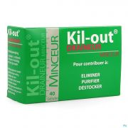 Kil Out Draineur Minceur Caps 40