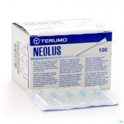 Terumo Aiguille Neolus 23g 1 Rb Bleu 100