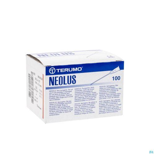 Terumo Aiguille Neolus 26g 1/2 Rb Brun 100