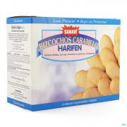 Sanavi Harifen Biscuit Caramel 125g 4636