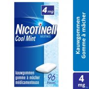 Nicotinell Cool Mint 4mg Gommes A Macher 96