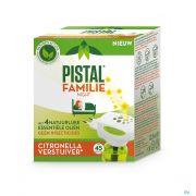 Pistal Famille Diffuseur Electronique