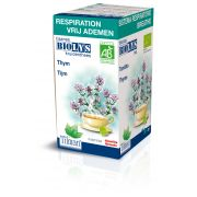 BIOLYS THYM 20 INFUSETTES