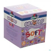 Ortopad Soft Girls Junior 67x50mm 50 72231