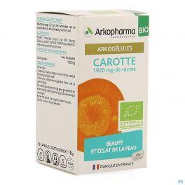 Arkogelules Carotte Bio Caps 45 Nf