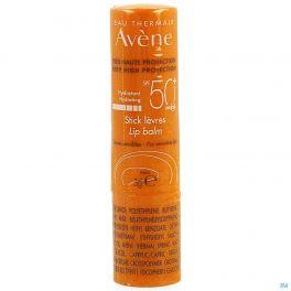Avene Sol Ip50+ Stick Levres 3g