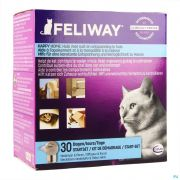 Feliway Classic Kit De Demarrage 1m Nf 48ml