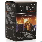 Tonixx Plus Comp 20x1270mg Nf