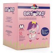 Ortopad For Girls Medium Cp Oculaire 50 73222