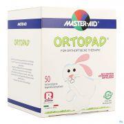 Ortopad Blancregular Pans Oculaire 50