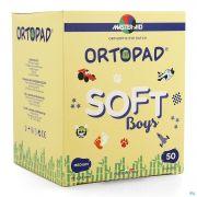 Ortopad Soft Boys Medium 76x54mm 50 72242