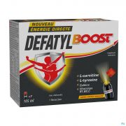 Defatyl Boost Fl 7x15ml