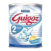 GUIGOZ 2 COMFORT POUDRE 800 G