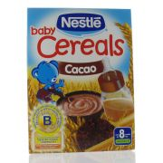 NESTLE BABY CEREALES CACAO 250 G