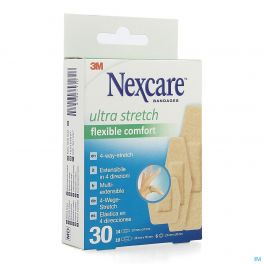 Nexcare 3m Ultra Strech Comf.flex. Ha Decoupe 30