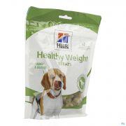 HILLS PRESCRIPT HEALTHY CANINE WEIGHT DOG TREATS 220 G