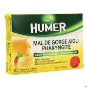 Humer Pharyngite Comp 20