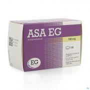 Asa 100 Eg Comp Gastroresist. 100 X 100mg Blist.