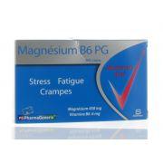 PHARMAGENRIX MAGNESIUM B6 60 CAPSULES